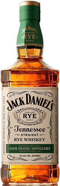 Jack Daniels Rye 1.0L