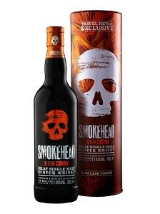 Smokehead Rum Riot Rum cask finish