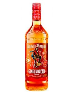 Captain Morgan Spiced Gingerbread