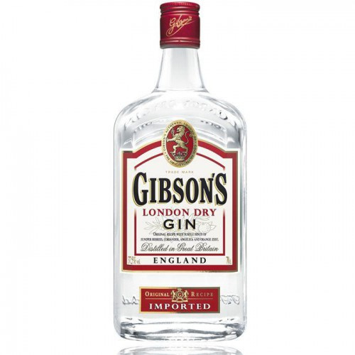 Gibsons Gin 0.7L