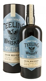 Teeling Single Pot Still  Botteled 01/2020