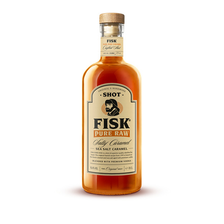Fisk Pure Raw Salty Caramel