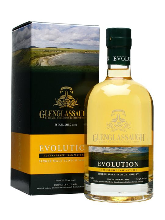 Glenglassaugh Evolution 0.7L