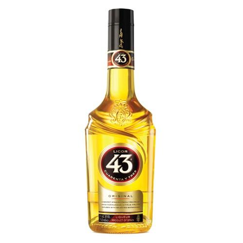 Licor 43 Cuarenta Y Tres 1.0L