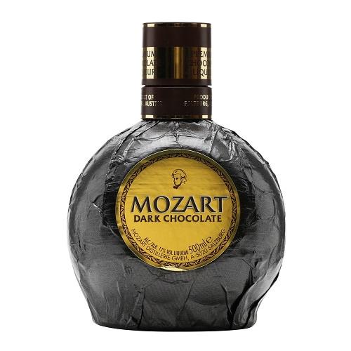 Mozart Dark Chocolat 0.5L