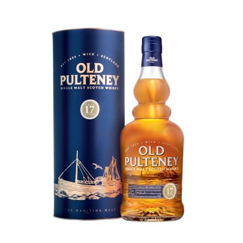 Old Pulteney 17 Y 0.7L