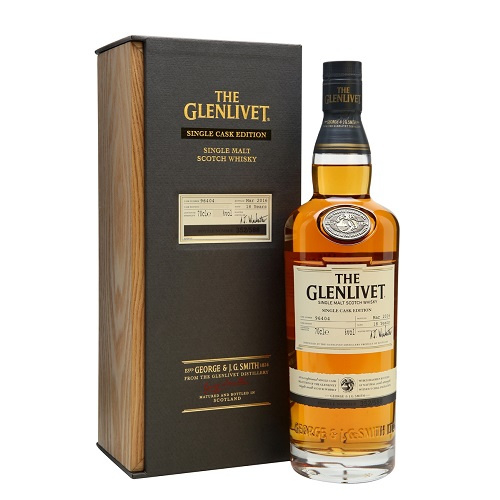 Glenlivet Carmaferg 18 Y Single Cask Edition 0.7L
