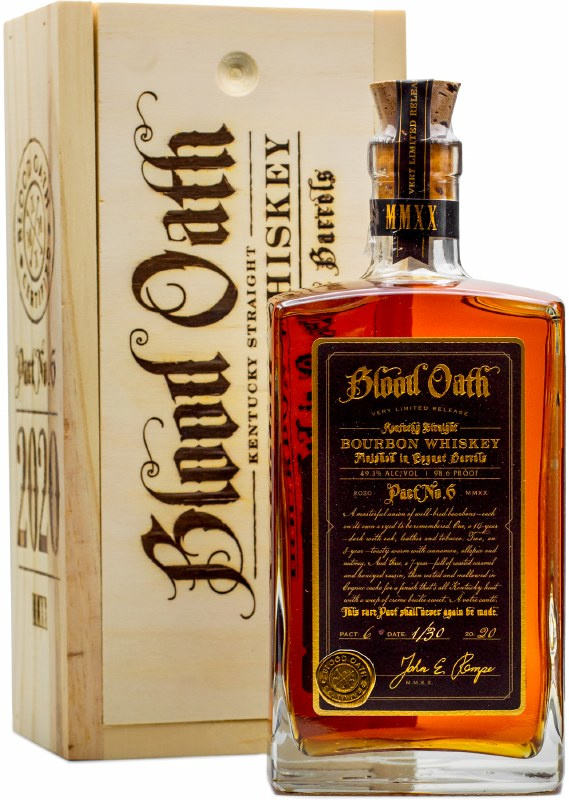 Blood Oath Pact No. 6 Bourbon