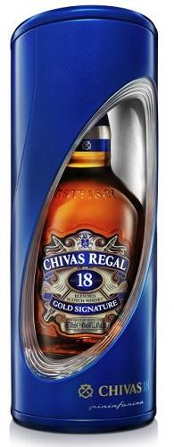 Chivas Regal 18 Y Pininfarina 0.7L