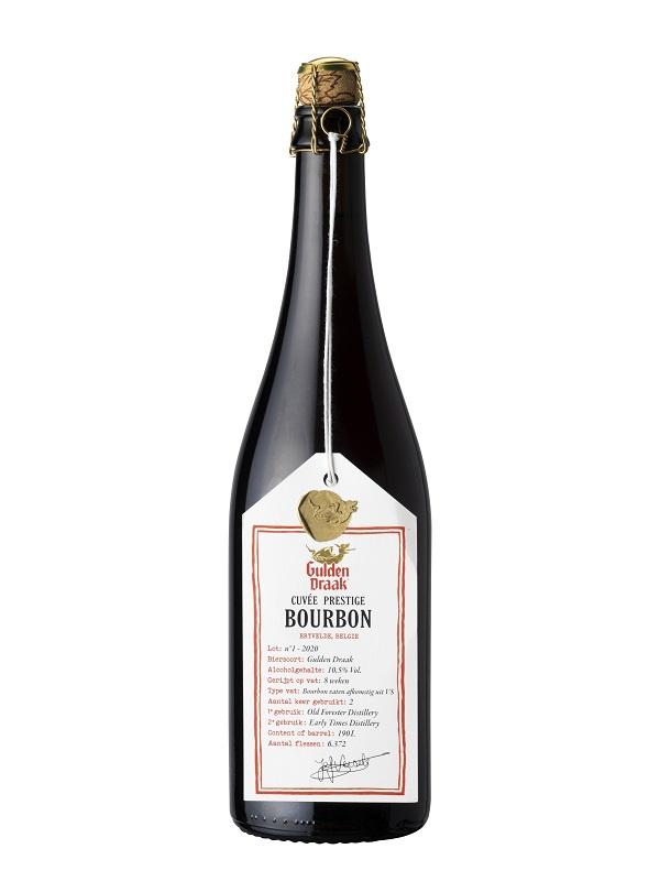 Gulden Draak Cuvee Prestige Bourbon Limited Edition