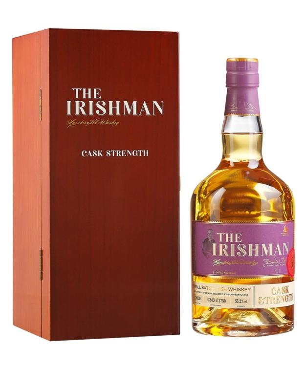 The Irishman Cask Strength 2020 Edition
