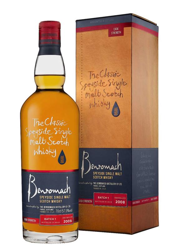 Benromach Batch 1 Distilled 2009 Cask Strength 0.7L