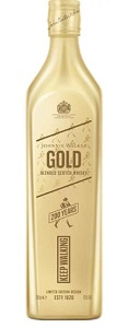 Johnnie Walker Gold limited editie 200 Years