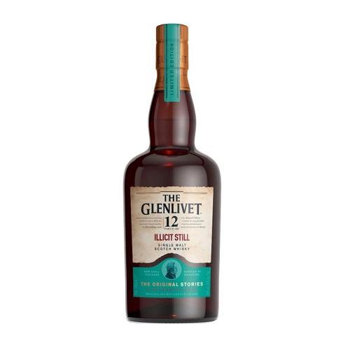 Glenlivet Illicit Still 12 Y