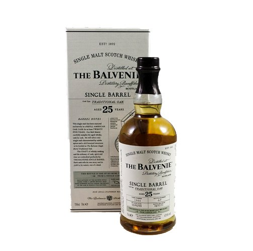 Balvenie Single Barrel 25 Y 0.7L