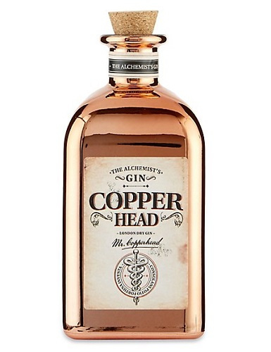 Copperhead Gin 0.5L