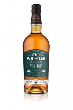 The Whistler Irish Whiskey Oloroso sherry cask finish 0.7l