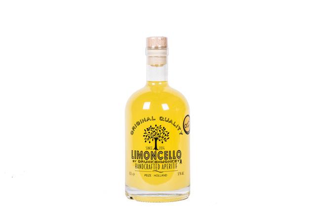 Drunkenmonkey Limoncello