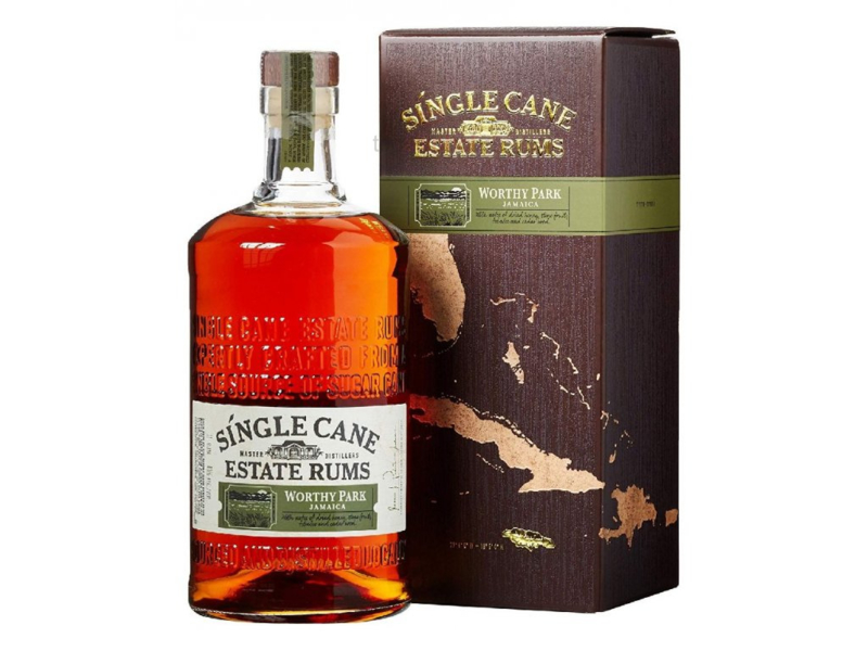Single Cane Worthy Park Estate Rums