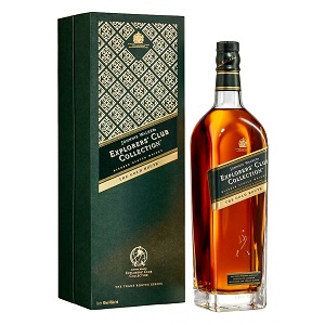 Johnnie Walker Explorer's Club The Gold Route