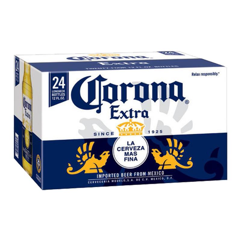 Corona 24 Pack € 24,99 Alleen Instore
