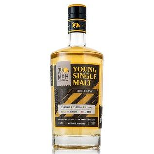 Milk & Honey Young SIngle Malt Triple Cask 0.5L