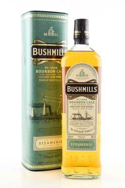 Bushmills Bourbon Cask Reserve Steamship Collection 1.0L