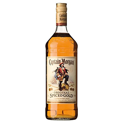 Captain Morgan Spiced 1.0L