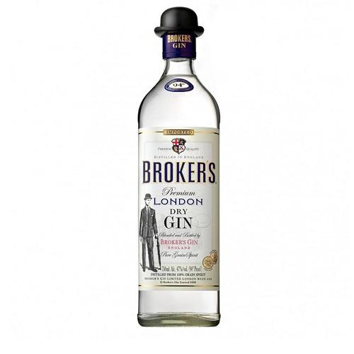 Brokers London Dry Gin 0.7L