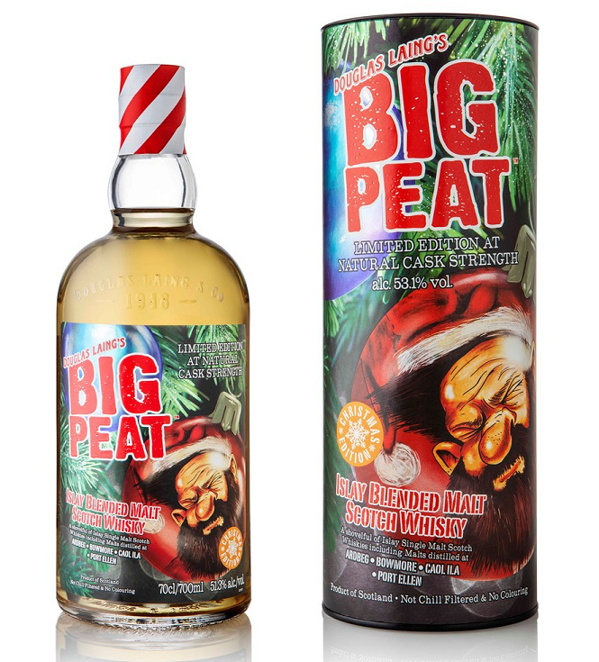 Big Peat Christmas Edition 2020 0.7L