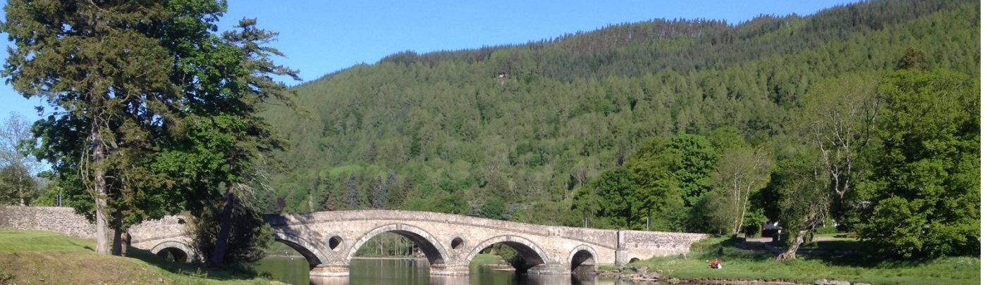 Schotland Brug