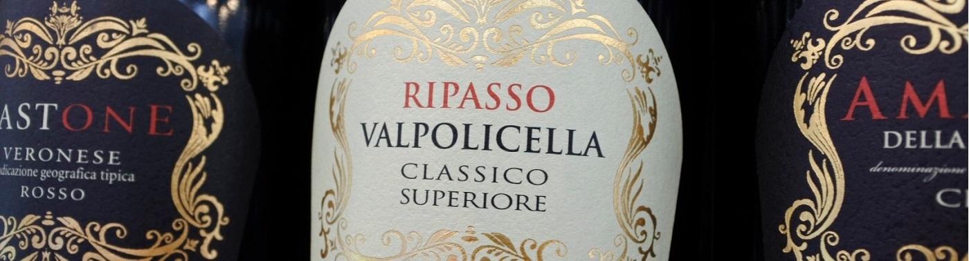 Preare Ripasso, een uitstekende rode wijn!