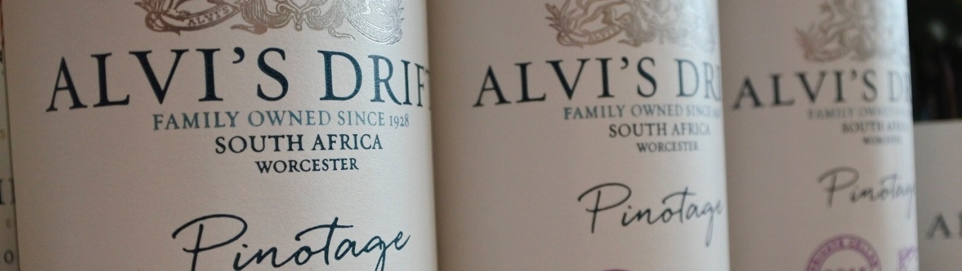Alvi's Drift wijnen uit Zuid-Afrika.