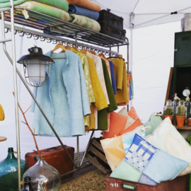 Jassen van Vintage dekens