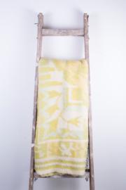 Geel groen wit gedetailleerd
