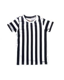 T-shirt dikke streep