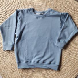 Sweater jogging lichtblauw
