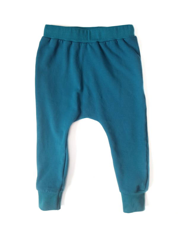 Joggingbroek petrol
