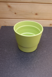 groene glans pot ○14cm