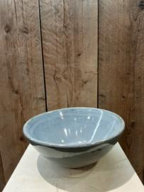 Blauw/groen schaal ○26 cm