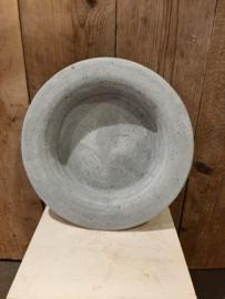 Schaal beton look ○24 cm / 35cm