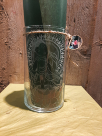 Cilinder vaas Boedha