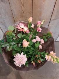 Wild roze (foto klein) groot