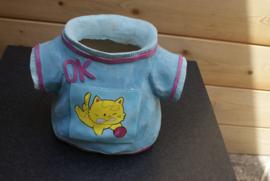 T-shirt pot ○ 10 cm
