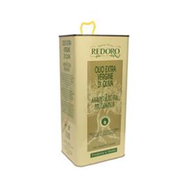 VERONA - Olio Biologico Redoro 5 liter blik