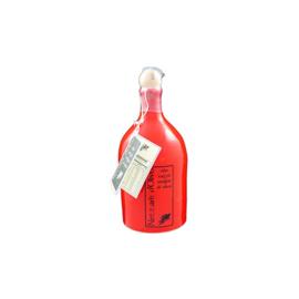 Terracotta -Kruik Rood - 500ml olio extra verg