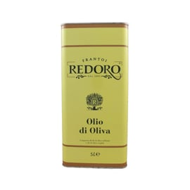 """Olio di oliva Redoro """"topolie voor de keuken"""" 5 liter"""