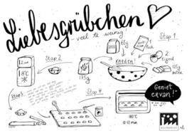 Duitse kerstkoekjes: mijn lievelingsrecept als illustratie!