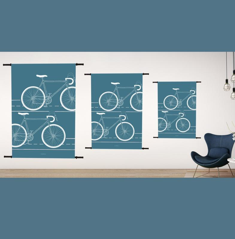 Welk formaat wandkleed kies je voor jouw interieur?