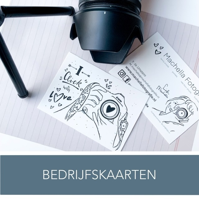 Visitekaarten Business Cards Bedankkaarten Bedankt Kaarten Cadeaubonnen ontwerpen